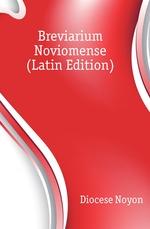 Breviarium Noviomense (Latin Edition)