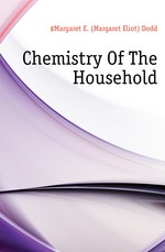 Chemistry Of The Household