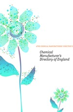 Chemical Manufacturers Directory of England