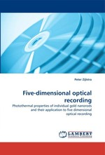 Five-dimensional optical recording. Photothermal properties of individual gold nanorods and their application to five dimensional optical recording
