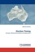 Election Timing. Concepts, Mathematical Models and Applications