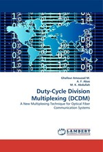 Duty-Cycle Division Multiplexing (DCDM). A New Multiplexing Technique for Optical Fiber Communication Systems