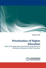 privatatization of higher education State cuts to higher education spending aren't the only reason public colleges are getting more expensive but they are, without a doubt, one of the most important reasons in some parts of the.