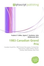 1983 Canadian Grand Prix