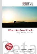 Albert Bernhard Frank
