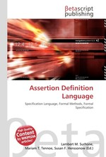 Assertion Definition Language
