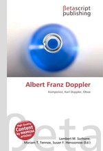Albert Franz Doppler