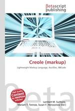 Creole (markup)