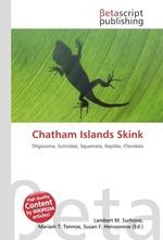 Chatham Islands Skink