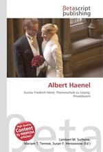 Albert Haenel