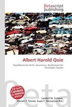 Albert Harold Quie