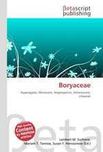 Boryaceae