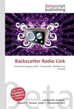 Backscatter Radio Link