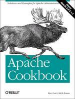 Apache Cookbook: на английском языке