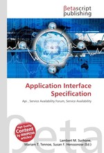 Application Interface Specification