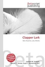 Clapper Lark