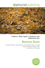 Borena Zone
