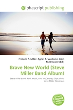 Brave New World (Steve Miller Band Album)