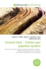 Central Asia– Center gas pipeline system