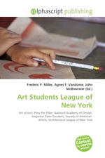 Art Students League of New York