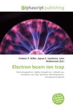 Electron beam ion trap