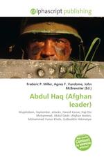 Abdul Haq (Afghan leader)