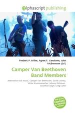 Camper Van Beethoven Band Members