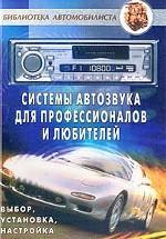 Системы автозвука для профессионалов и любителей
