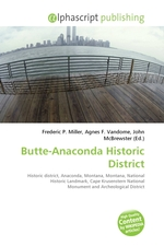 Butte-Anaconda Historic District