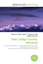 Deer Lodge County, Montana