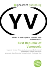 First Republic of Venezuela