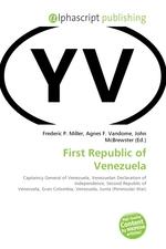 First Republic of Venezuela