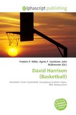 David Harrison (Basketball)