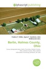 Berlin, Holmes County, Ohio