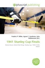 1941 Stanley Cup Finals