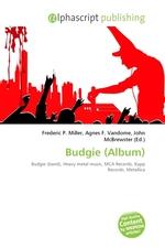Budgie (Album)