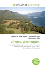 Cheney, Washington