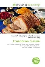 Ecuadorian Cuisine