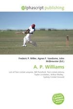 A. P. Williams