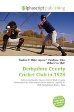 Derbyshire County Cricket Club in 1928