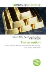 Barrier option