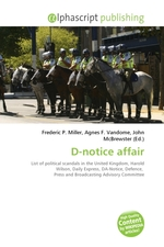 D-notice affair