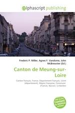 Canton de Meung-sur-Loire