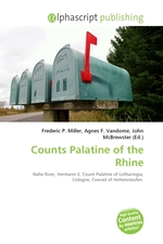 Counts Palatine of the Rhine