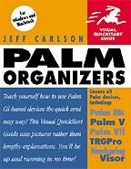 Palm Organizers Visual QuickStart Guide. На английском языке