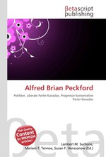 Alfred Brian Peckford