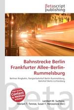 Bahnstrecke Berlin Frankfurter Allee–Berlin-Rummelsburg