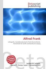 Alfred Frank