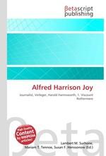Alfred Harrison Joy
