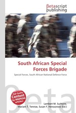 South African Special Forces Brigade